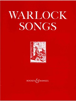 Peter Warlock: Songs Books | Medium Voice, Piano Accompaniment