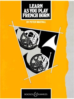 Learn As You Play French Horn Books | Horn