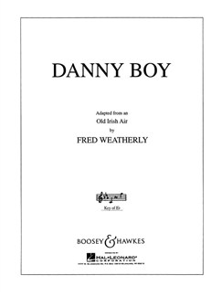 Danny Boy (Key Of E-Flat) Books | Voice, Piano Accompaniment