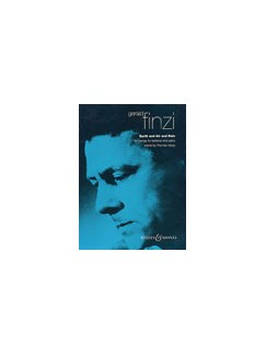 Gerald Finzi: Earth And Air And Rain Books | Voice, Piano Accompaniment