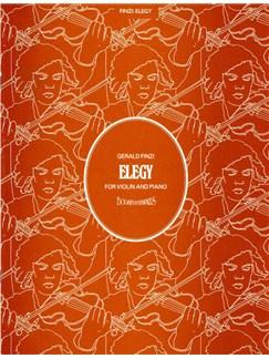 Elegy Books   Violin, Piano Accompaniment