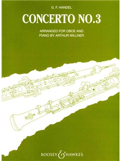 Oboe Concerto 3 In Gm Books | Oboe, Piano Accompaniment