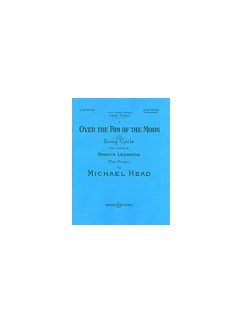 Michael Head: Over The Rim Of The Moon Books | High Voice, Piano Accompaniment