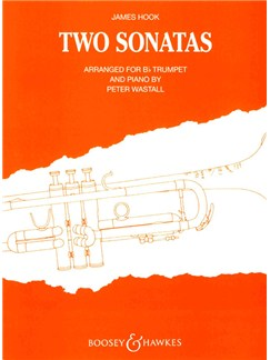 2 Sonatas Books | Trumpet, Piano Accompaniment