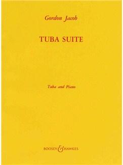 Gordon Jacob: Tuba Suite Books | Tuba, Piano Accompaniment
