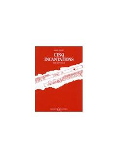 Andre Jolivet: Cinq Incantations (Flute) Books | Flute