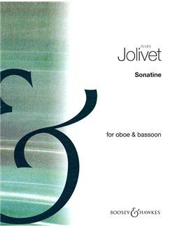 Sonatina for Oboe & Bassoon Books | Bassoon, Oboe