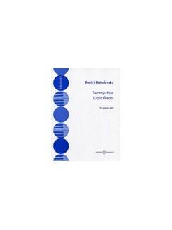 Dmitri Kabalevsky: Twenty-Four Little Pieces Op.39 Books | Piano
