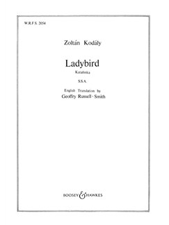 Zoltan Kadaly: Ladybird Books | SSA