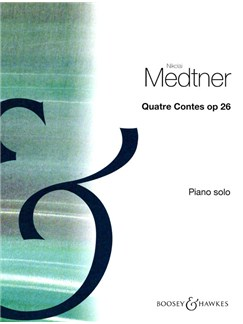 Quatre Contes Op26 Books | Piano