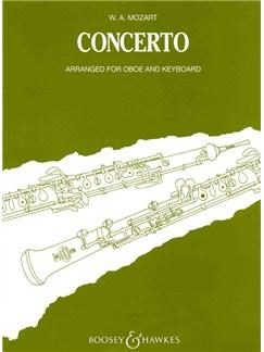 Wolfgang Amadeus Mozart: Oboe Concerto In C K.314 Books | Oboe, Piano Accompaniment