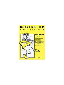 Sheila M. Nelson: Moving Up Books | Violin, Piano Accompaniment