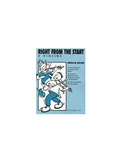 Right From The Start Books | Violin (Duet)