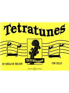Sheila Nelson: Tetratunes For Cello Books | Cello