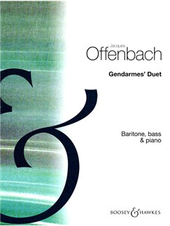 Jacques Offenbach: Gendarmes' Duet (Baritone/Bass) Books | Baritone Voice, Bass Voice, Piano Accompaniment