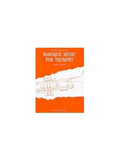 Baroque Music For Trumpet Books | Trumpet, Piano Accompaniment