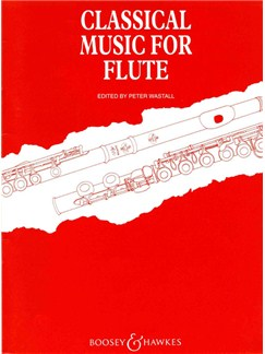 Classical Music For Flute Books | Flute, Piano