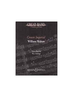 William Walton: Crown Imperial March (Score And Parts) Books | Ensemble