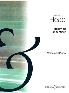 Michael Head: Money O! In G Minor Books | Voice, Piano Accompaniment