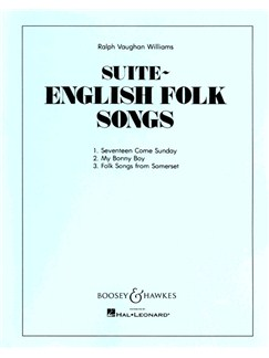 English Folksong Suite Books | Orchestra