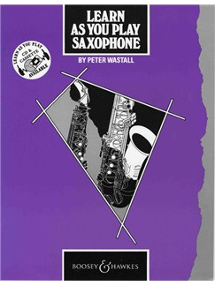 Learn As You Play: Saxophone Books | Saxophone