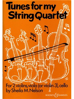 Tunes For My String Quartet Books | String Quartet