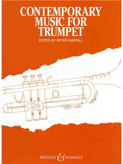 Contemporary Music for Trumpet Bog | Trompet, Klaverakkompagnement