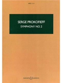 Serge Prokofiev: Symphony No.2 Op.40 Books | Orchestra