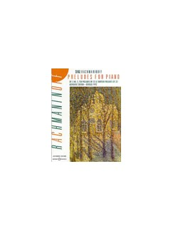 Sergei Rachmaninov: Preludes For Piano Op.23 And Op.32 Books | Piano