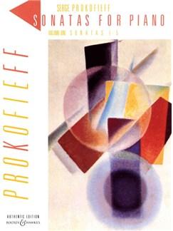 Sergei Prokofiev: Piano Sonatas Volume 1 Books | Piano