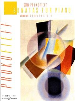 Prokofieff: Sonatas For Piano (Volume 2 Sonatas 6-9) Books | Piano