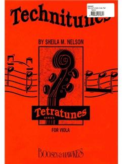 Sheila M. Nelson: Technitunes For Viola Books | Viola