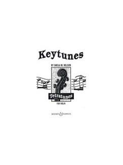 Sheila M. Nelson: Keytunes 1 Books | Violin