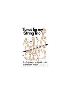 Tunes For My String Trio Books | String Trio