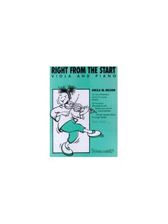 Sheila Nelson: Right From The Start (Viola) Books | Viola