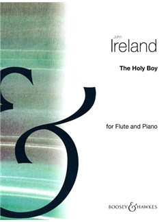 John Ireland: The Holy Boy Books | Flute, Piano Accompaniment