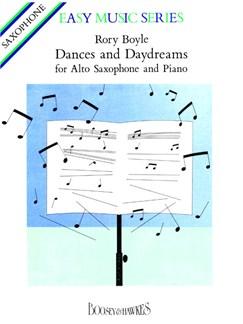 Rory Boyle: Dances And Daydreams Books | Alto Saxophone, Piano Accompaniment
