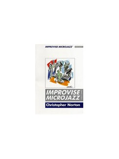 Christopher Norton: Improvise Microjazz Piano Books | Piano
