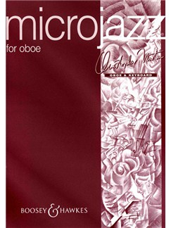 Christopher Norton: Microjazz For Oboe Books | Oboe, Piano Accompaniment
