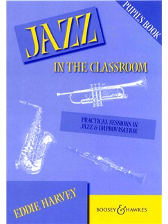 Jazz In The Classroom - Pupil's Book Books | All Instruments