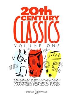20th Century Classics - Volume 1 (arr. Norton) Books | Piano