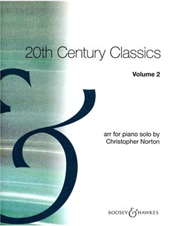 20th Century Classics - Volume Two Books | Piano