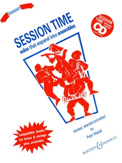 Session Time Bassoon Books | Bassoon