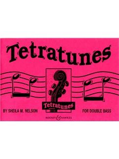 Sheila Nelson: Tetratunes For Double Bass Books | Double Bass