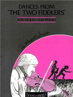 Dances Fr The Two Fiddlers Books | Violin, Piano Accompaniment