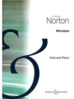 Christopher Norton: Microjazz For Viola Books   Viola, Piano Accompaniment