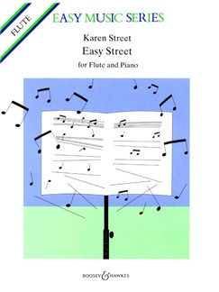 Easy Street Books | Flute, Piano Accompaniment