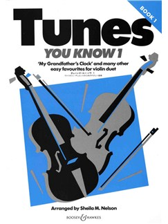Tunes You Know Book One (Violin) Books | Violin (Duet)
