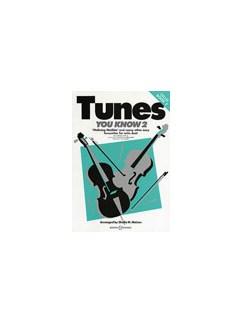 Tunes You Know 2 Books   Cello (Duet)