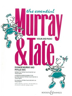 The Essential Murray & Tate Books | Violin, Piano Accompaniment